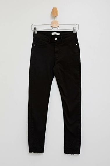 DeFacto Super Skinny Jean Pantolon Siyah